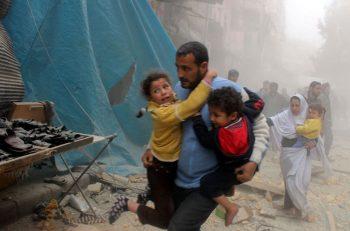 BM: Suriye'de Tüm Taraflar İnsanlık Suçu İşliyor