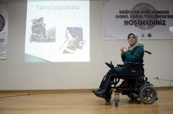 Fatma Şahin: Hakların bir lütuf gibi gösterilmesinden rahatsızız