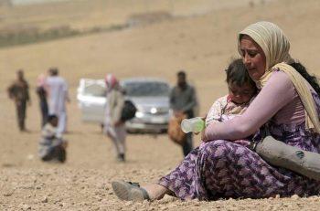 4-7 bin kadın ve çocuk halen DAİŞ'in elinde