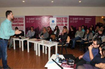 Bodrum'da Mülteci Çalıştayı: Yaptıklarımız Yapamadıklarımız