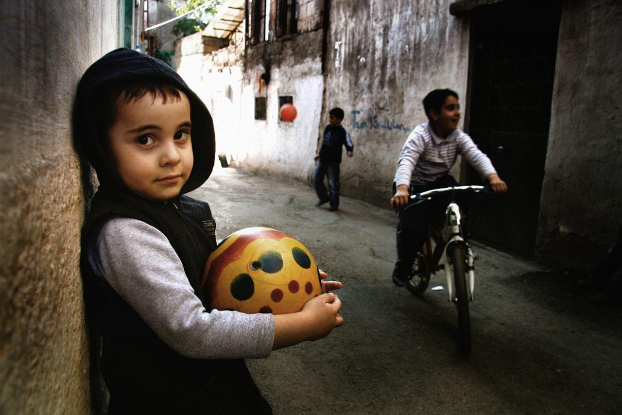 Türkiye'de çocuk oyun hakkı