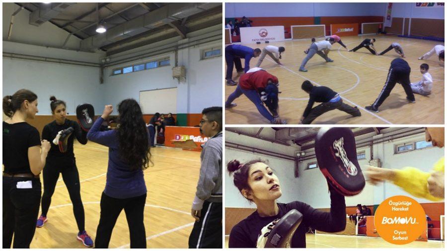 Gönüllü Çağrısı: Sulukule Gönüllüler Derneği İçin Sporcu ve Beden Hareketçi Arıyoruz