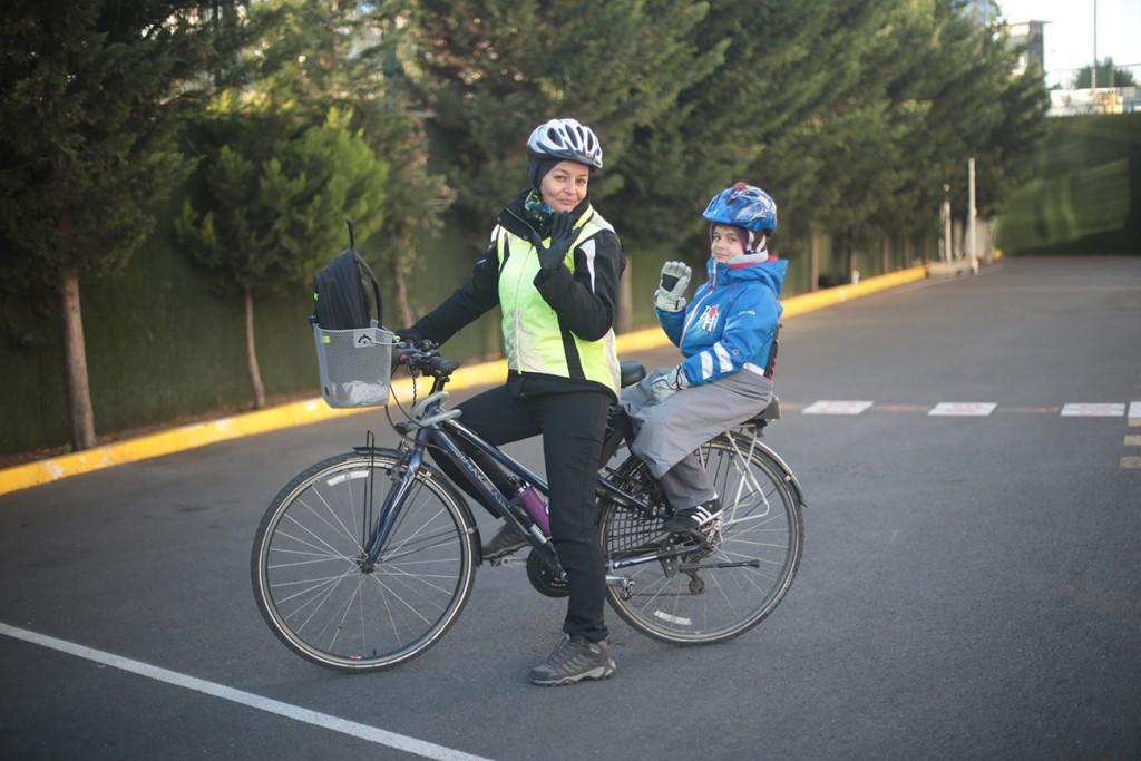 Bisikletli Kadın İnisiyatifi'nden Kadınlar İçin Bisiklet Kılavuzu