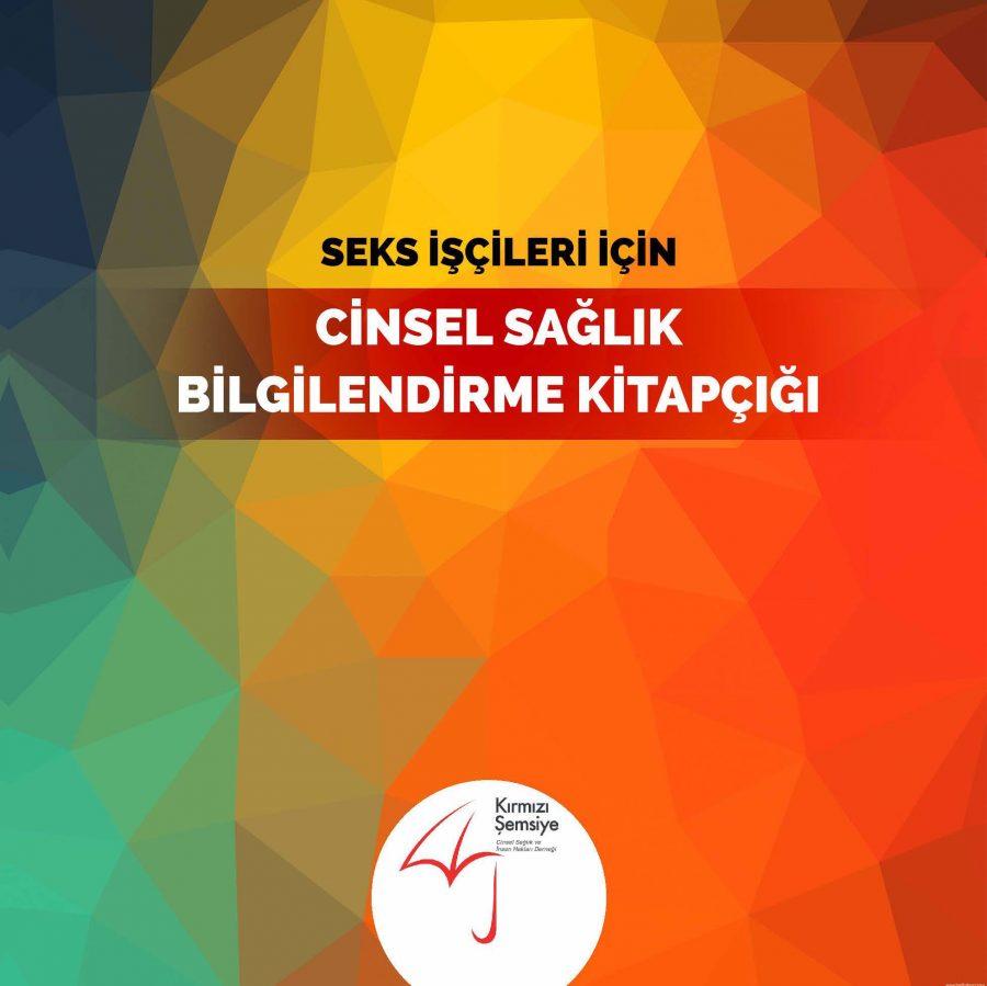 Seks İşçileri İçin Cinsel Sağlık Bilgilendirme Kitapçığı Yayımlandı!