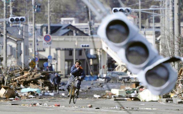 Afet sonrası durumlarda bisiklet en erişilebilir ve gerçekçi araç