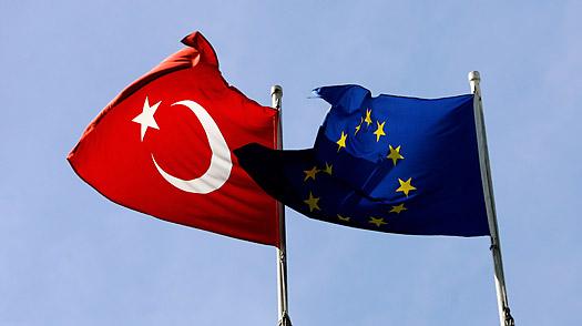 Bir dargın bir barışık: Türkiye-AB İlişkileri