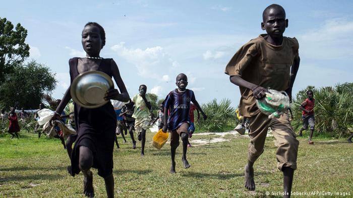 Kıtlık riskiyle karşı karşıya kalan Güney Sudan'dan STK'lara yeşil ışık
