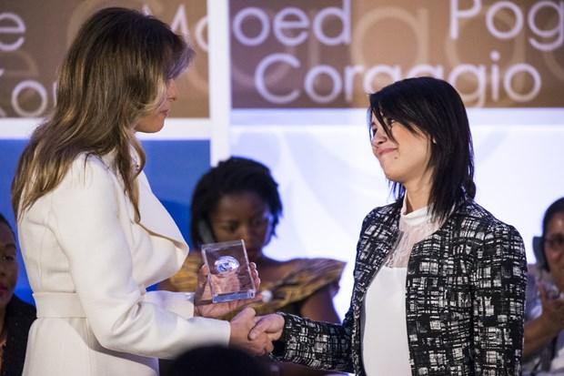 Cinsel istismarı ortaya çıkaran Saadet öğretmene ABD'den cesaret ödülü