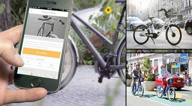 Bedava bisiklet dağıtmak yerine paylaşım sistemi kurun