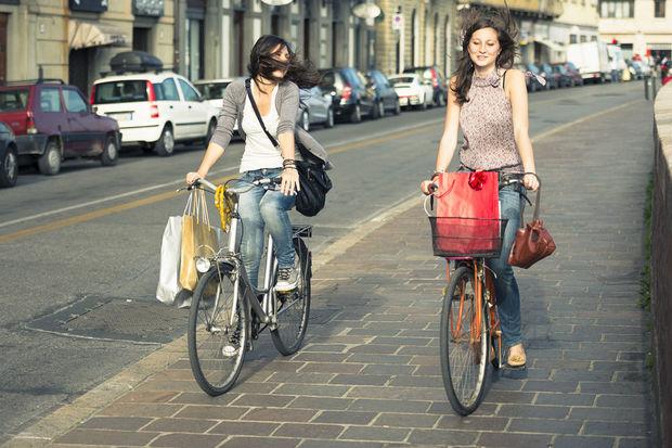 """""""Bisiklete binmek kanser riskini azaltıyor"""""""