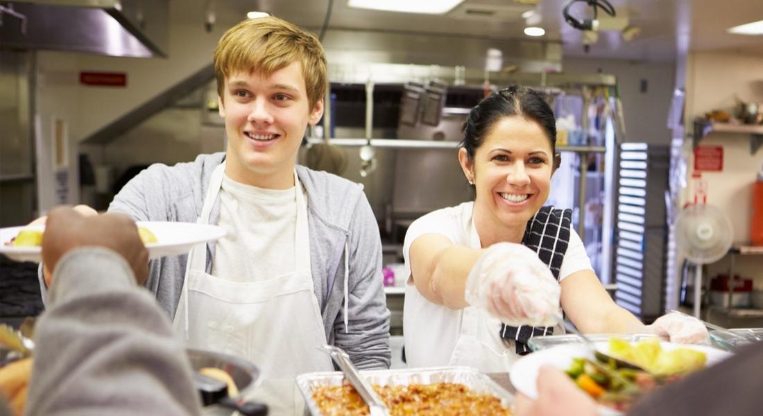 Hayata Sarıl Lokantası, evsizlere ücretsiz yemek ve iş imkanı sunacak
