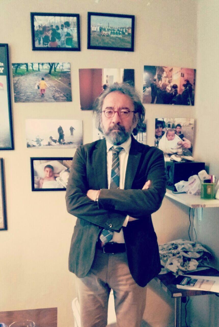 Halkların Köprüsü Derneği Başkanı Prof. Dr. Cem Terzi