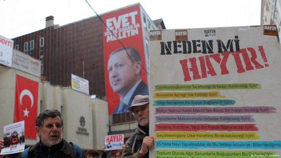 AGİT: Hayır kampanyaları engelleniyor