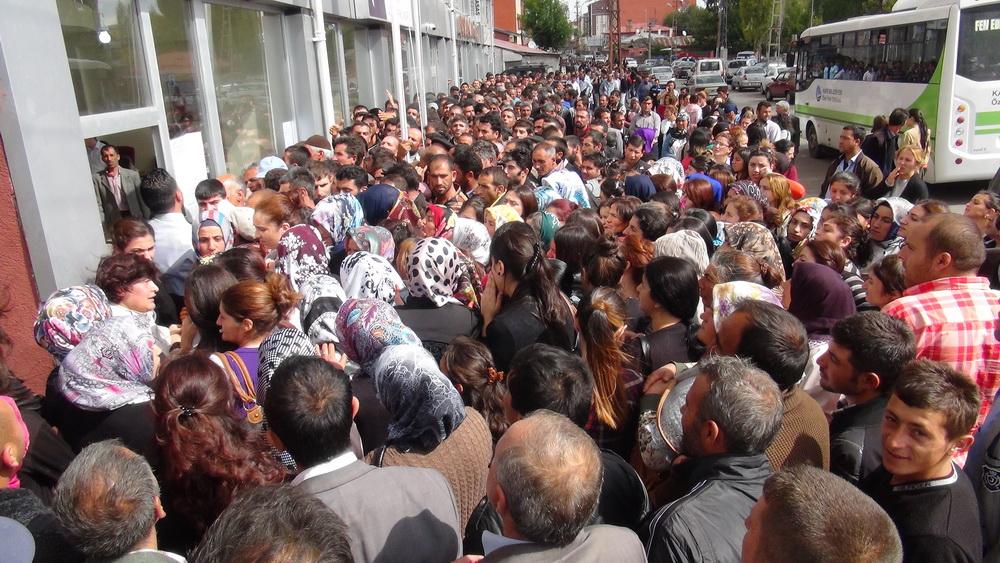 OECD verilerinde Türkiye: Son sıralara mahkumiyet