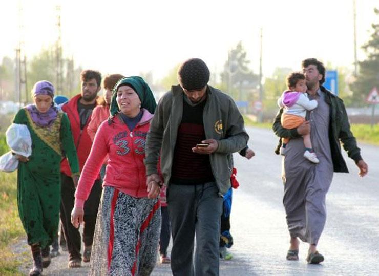 Medya ve siyaset arasında kalan mülteciler: Torbalı'da Suriyelilere yönelik şiddet