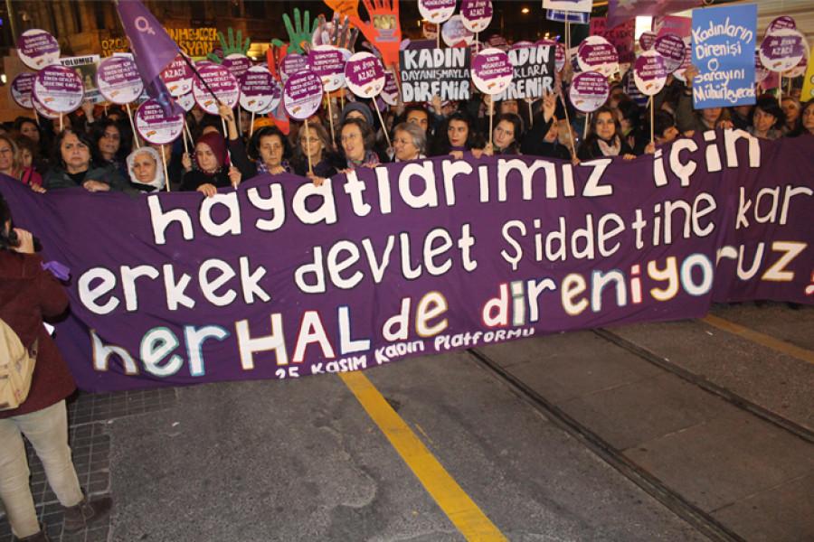 Türkiye Kadın Dernekleri Federasyonu Başkanı: Kadınlar olarak referandum sürecinde biz kazandık