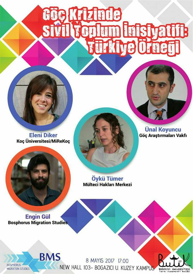 Göç krizinde sivil toplum inisiyatifi: Türkiye örneği