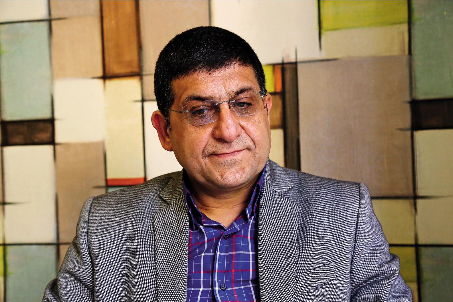 Surp Giragos Ermeni Vakfı Yönetim Kurulu Üyesi Gafur Türkay: Sur'un ruhuna 'el-fatiha' çoktan okunmuş