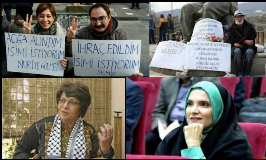 Türkiye, Filistin ve İran'da Açlık Grevlerinin Sesi Hayatlarımızda Çınlıyor!