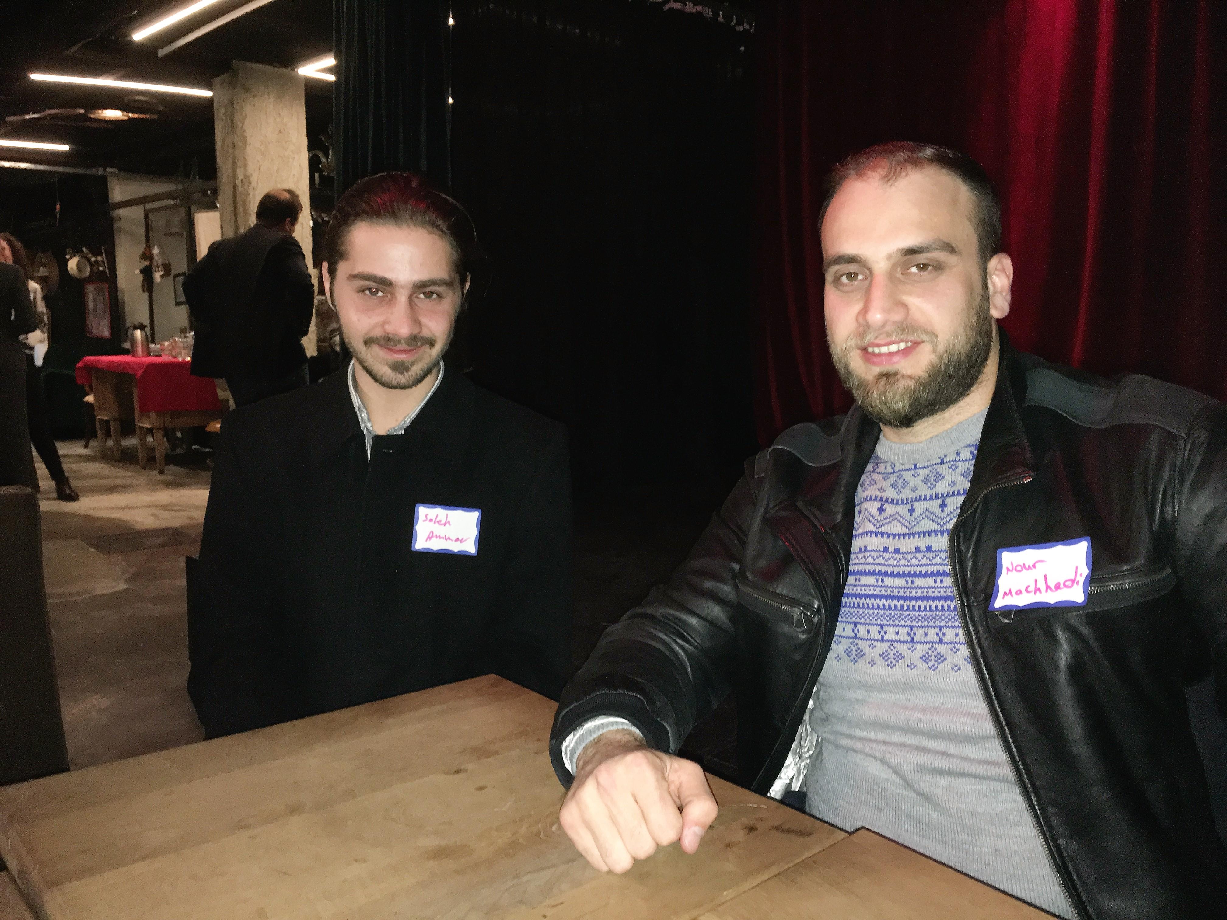 Saleh Ammar ve Nur Meşedi