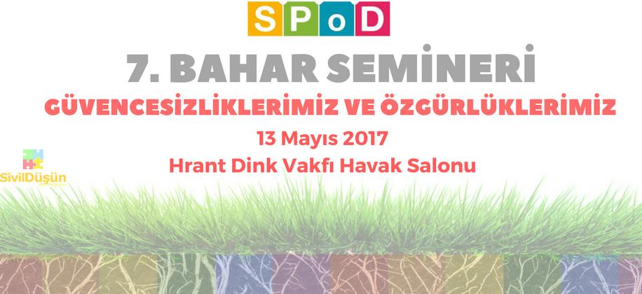 SPoD LGBTİ'nin düzenlediği Bahar Semineri başlıyor