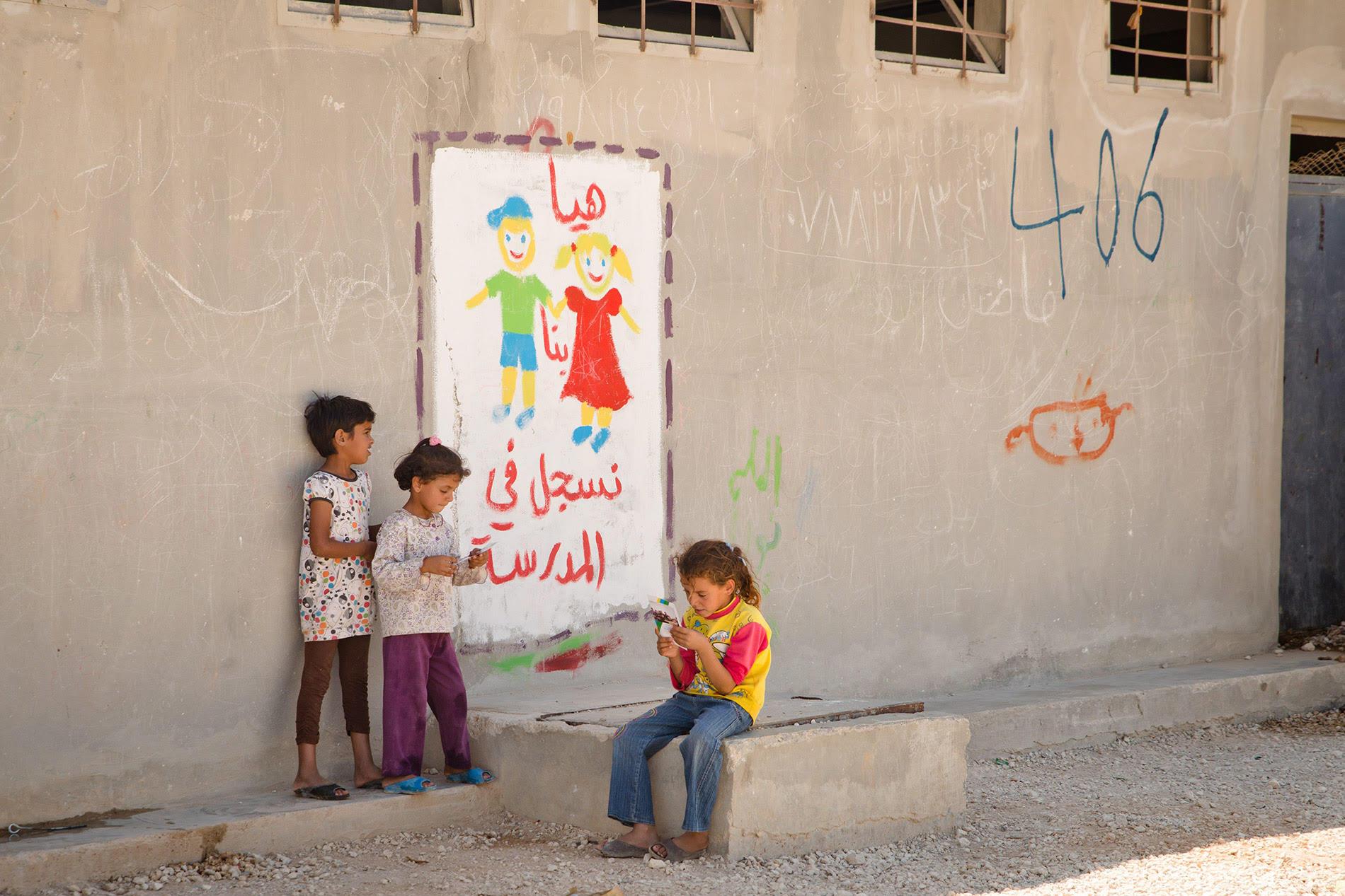 Mülteciler ve Hepimiz İçin Kapsayıcı Eğitim- 1