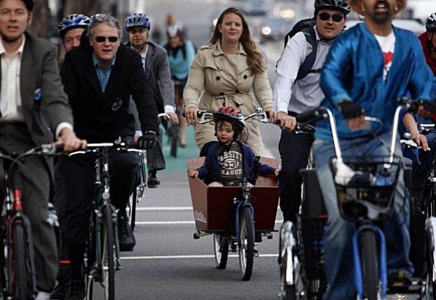 Bisiklet Devrimi Türkiye Yolunda: Bekle Bizi İstanbul