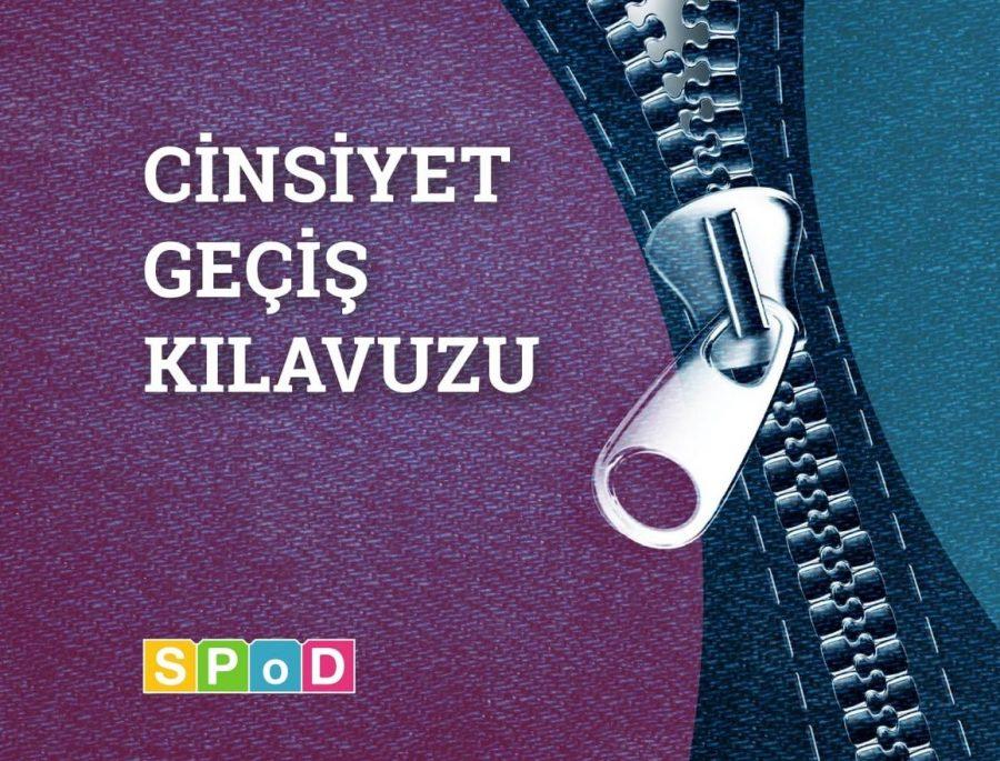 """SPoD'un geçiş sürecine yönelik hazırladığı """"Cinsiyet Geçiş Kılavuzu""""  yayını çıktı"""