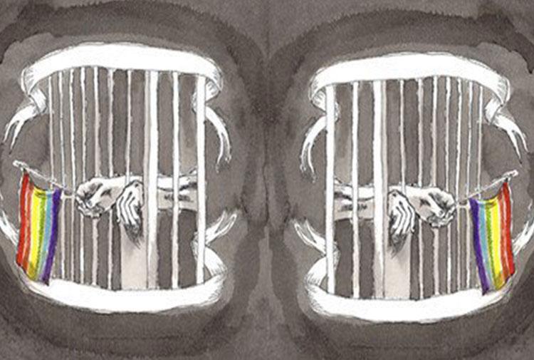 LGBTİ Tutuklular için Dayanışma Sergisi: Beni Bırakma