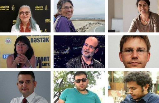 Yedi soruda insan hakları aktivistlerinin Büyükada toplantısı