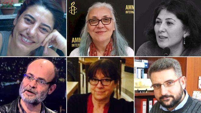 Adli Kontrol Şartıyla Serbest Bırakılan Hak Savunucuları Hakkında Yakalama Kararı