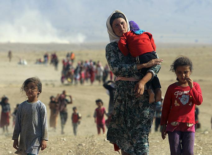 Süregiden Bir Yıkım: Mülteci ve Kadın Olmak