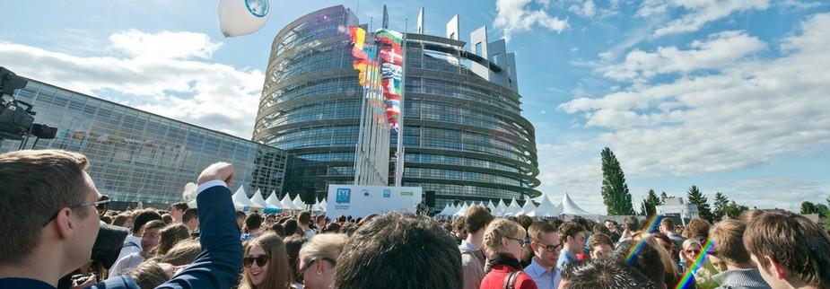 Fransa'da Avrupa Gençlik Etkinliği