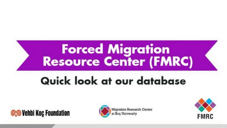Koç Üniversitesi 'Zorunlu Göç Kaynak Merkezi' Açıldı