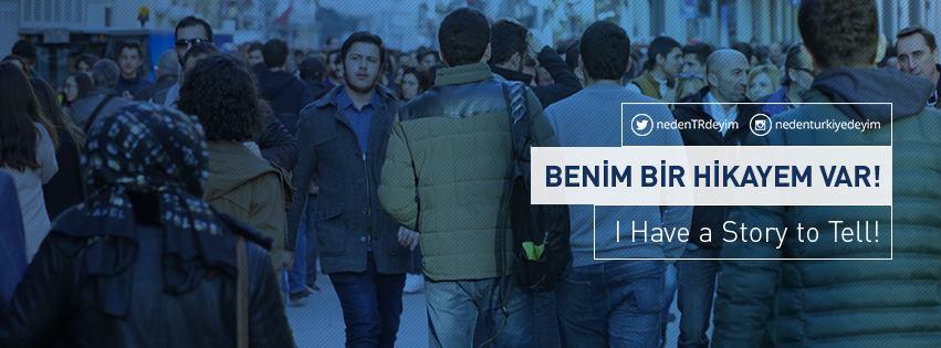 Neden Türkiye'deyim Projesiyle Mültecilerin Hikayelerine Kulak Verin