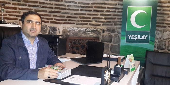 Yeşilay Diyarbakır Şube Başkanı Yahya Öger: İslamî camia madde bağımlılığı ile mücadelede sınıfta kalmıştır!