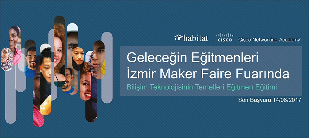 Geleceğin Eğitmenleri İzmir Maker Faire Fuarında