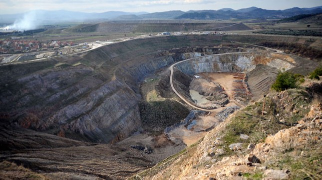 Altın Madeni İşletmesi İçin İzmir Temiz Suya Muhtaç Hale Getiriliyor