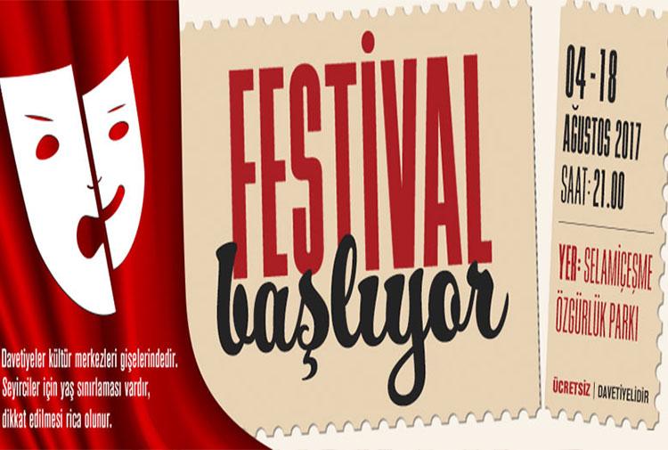 Kadıköy'de Tiyatro zamanı: Festival 4 Ağustos'ta Başlıyor