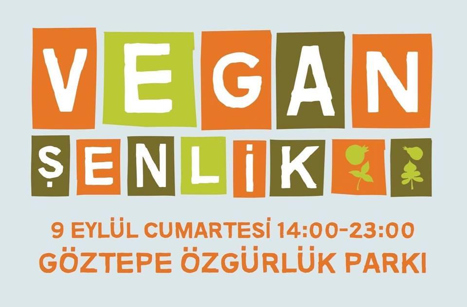 Vegan Şenlik 9 Eylül'de