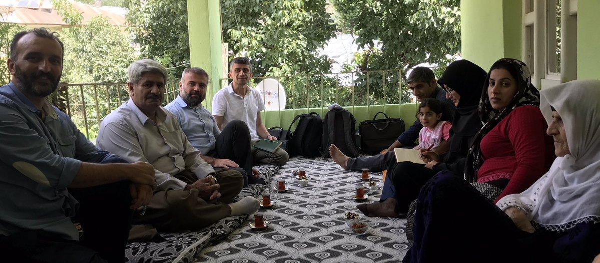 """İHAK'tan Şapatan Raporu: """"Köylülere işkence edildi, soruşturma hassasiyetle sürdürülsün""""!"""