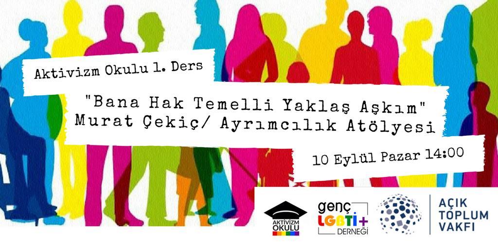 Genç LGBTİ+'nın Aktivizm Okulu başlıyor!