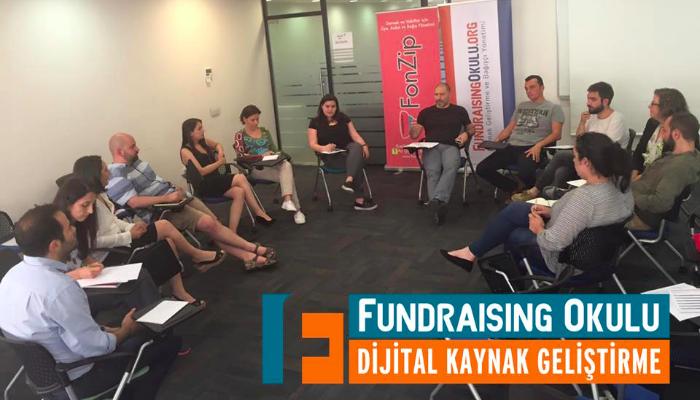 Dijital Kaynak Geliştirme Semineri Bağışçı Sever Websiteleri – Fundraising Okulu