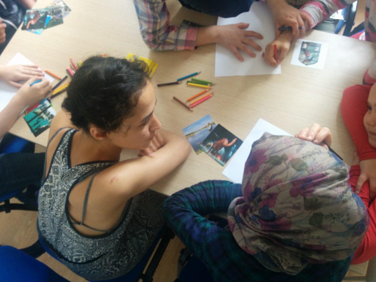 """""""Çocuklar için Türcülük ve Hayvan Hakları Atölyeleri"""" Modeli Yayınlandı"""