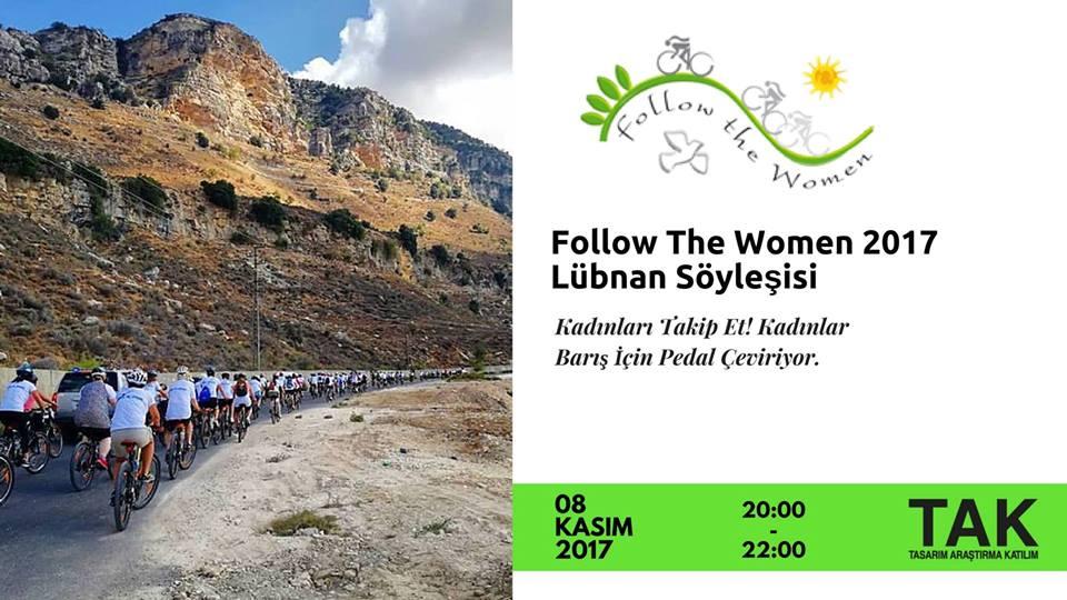 Follow the Women 2017 Lübnan söyleşisi