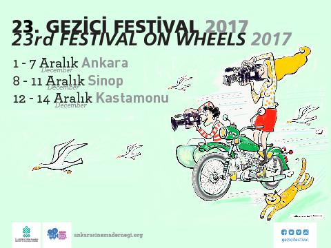 Gezici Festival 23. Kez Yollarda