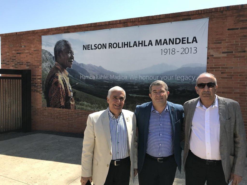 DİTAM Başkanı Kaya: Güney Afrika'daki çözümde ekonomi sanıldığından çok daha etkili