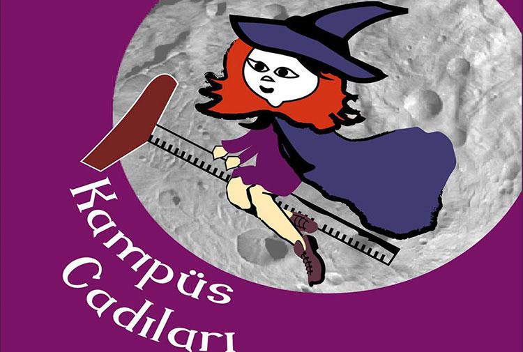 Kampüs Cadıları 25 Kasım için sesini yükseltiyor: İtaat yok isyan var