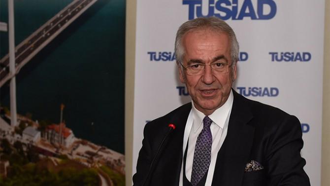 TÜSİAD: Son KHK'nın düzeltilmesini ve OHAL şartlarının geride kalmasını temenni ediyoruz