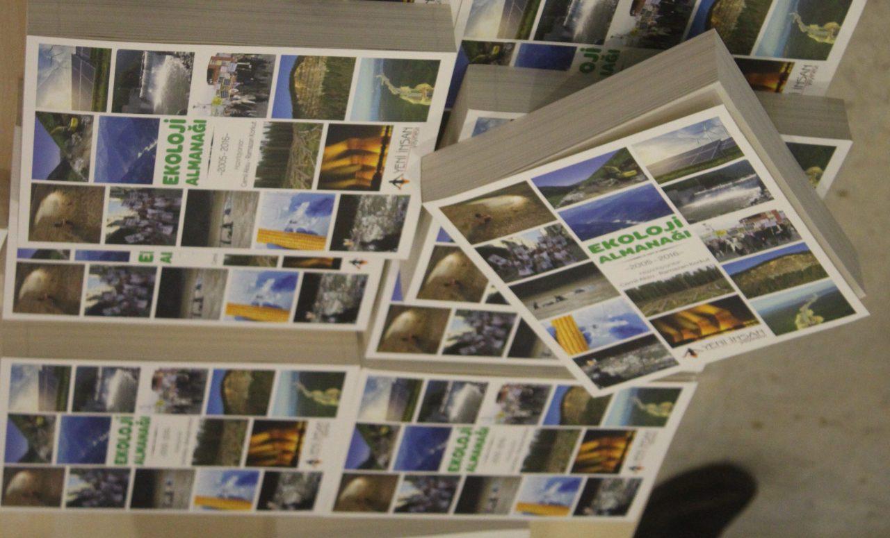 Ekoloji Almanağı okuyucularını bekliyor